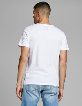 Thumb camiseta jack and jones jprrocketman blanca hombre 6