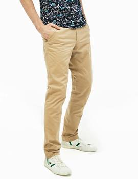 Thumb chino lacoste beige para hombre 2