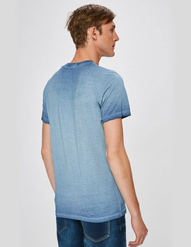 Thumb camiseta pepe jeans west sir azul para hombre 2