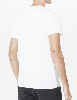 Thumb tshirt white basic