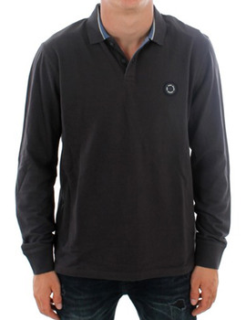 Polo Pepe Jeans Terence gris para hombre.