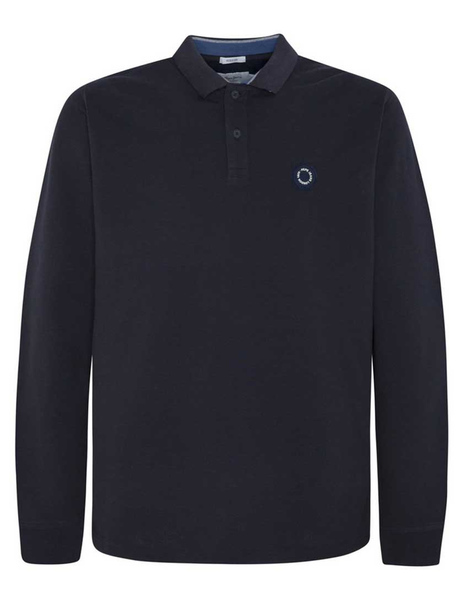 Gallery polo pepe jeans terence gris para hombre