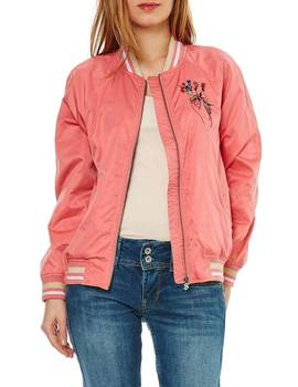 Thumb bomber pepe jeans annie rosa 3