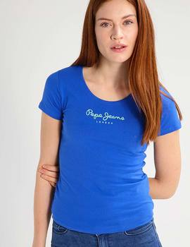 Thumb camiseta pepe jeans new virginia azul