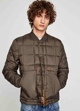 Thumb cazadarora pepe jeans norske marron