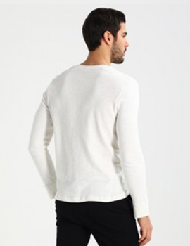 Thumb camiseta selected blanca shngrand 3