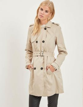 Thumb gabardina vila clothes vithree beige 1