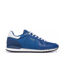 Thumb deportivas pepe jeans tinker hr azul para hombre
