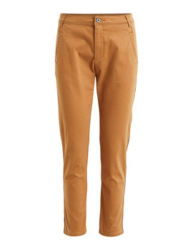 Thumb pantalon vila clothes vikuno marron