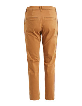 Thumb pantalon vila clothes vikuno marron 1