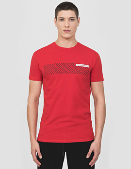 Thumb camiseta antony morato sport collection roja